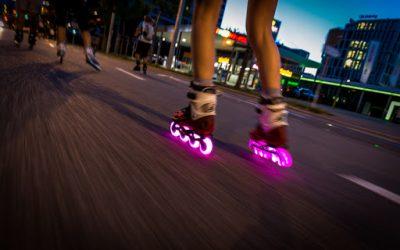 Zürich, Basel und Aarau – Termine Night Skates